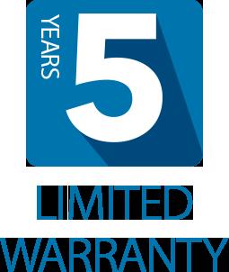 5-years-warranty
